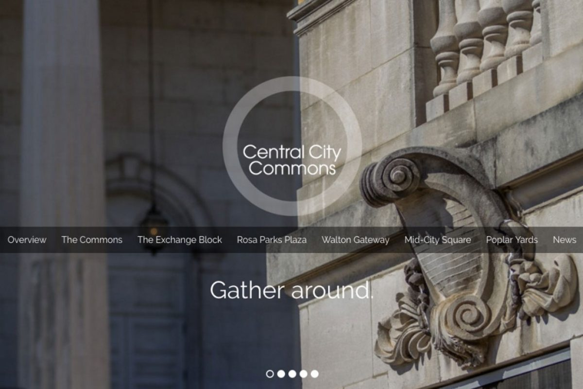 Central-City-Commons-Website