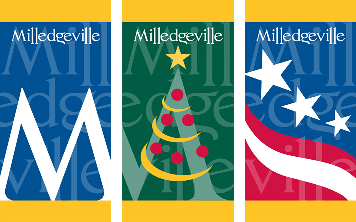 Milledgeville Banners
